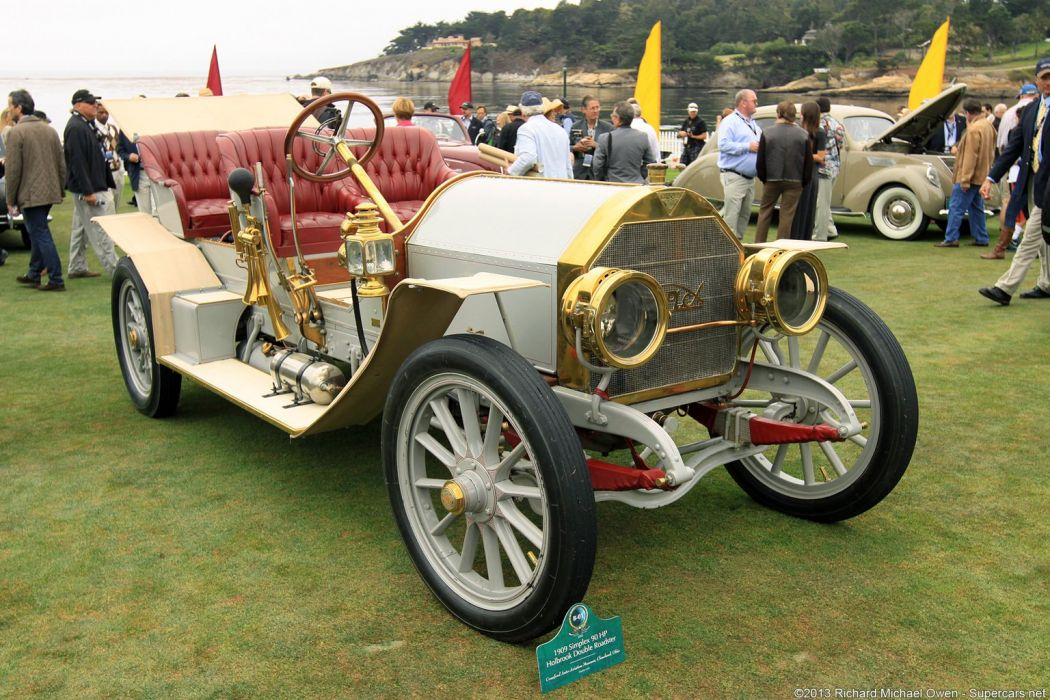 1909 Simplex 90HP Holbrook Double Roadster wallpaper