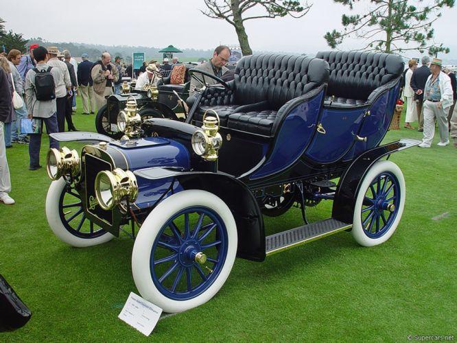 1908 Cadillac ModelT1 1600x1200 wallpaper
