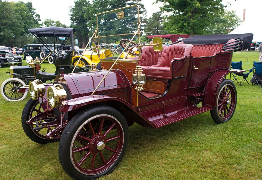 1910 Cadillac modelo 30 Touring Car wallpaper