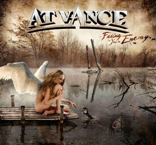 AT VANCE heavy metal at-vance fantasy poster dark d wallpaper