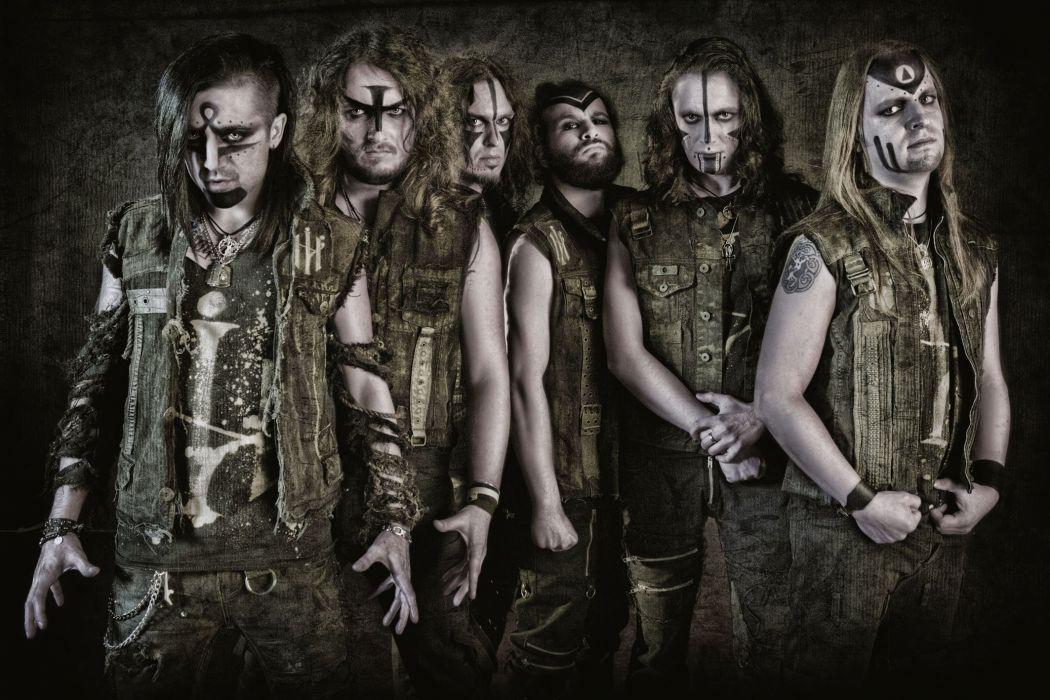 ELVENKING power folk metal heavy   hf wallpaper