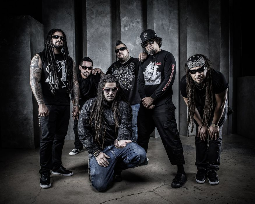 ILL NINO nu-metal metal heavy groove   gd wallpaper