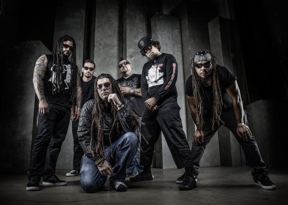 ILL NINO nu-metal metal heavy groove   gd wallpaper