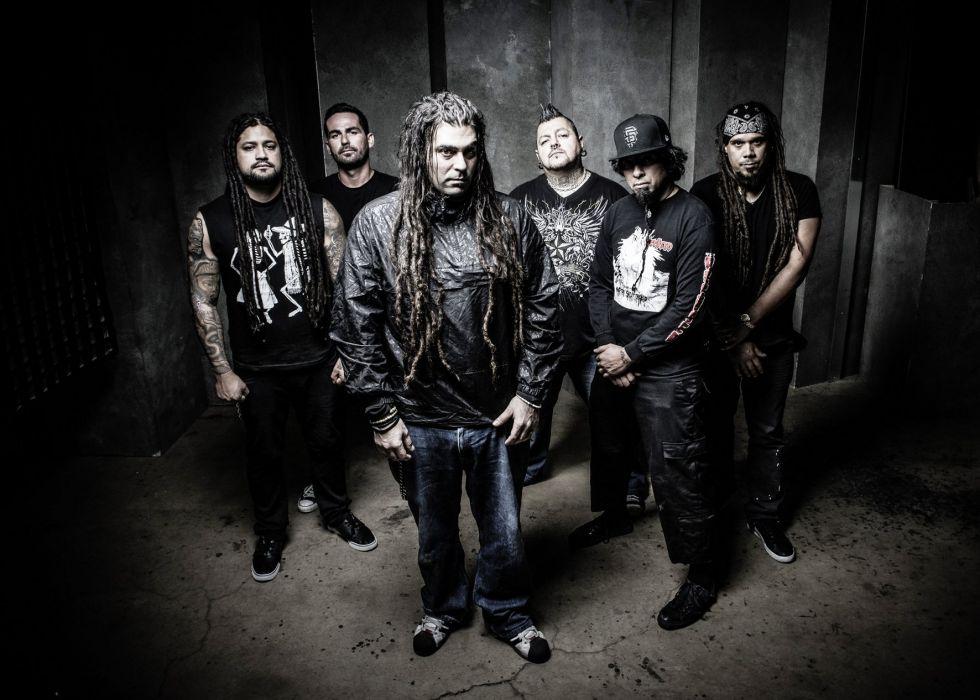 ILL NINO nu-metal metal heavy groove  f wallpaper