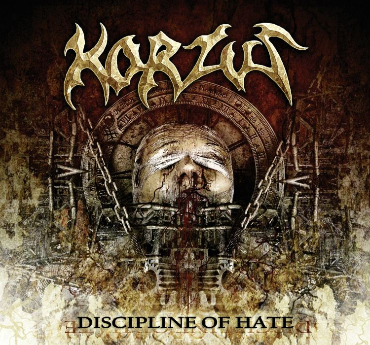 KORZUS thrash metal heavy poster dark blood       f wallpaper