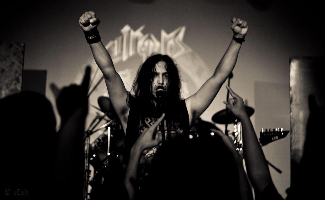 KRYPTOS thrash metal heavy concert      g wallpaper
