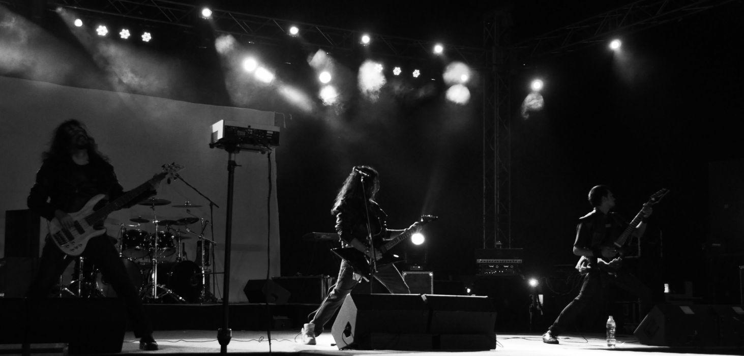 KRYPTOS thrash metal heavy concert guitar      f wallpaper