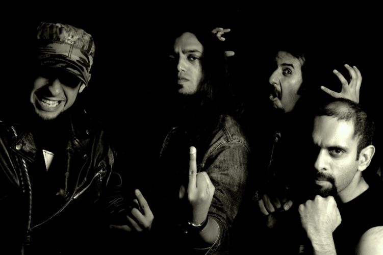 KRYPTOS thrash metal heavy sadic finger f wallpaper