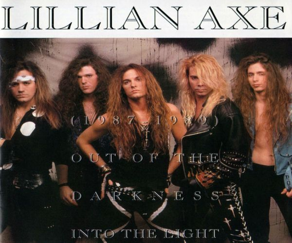 LILLIAN AXE heavy metal poster fs wallpaper