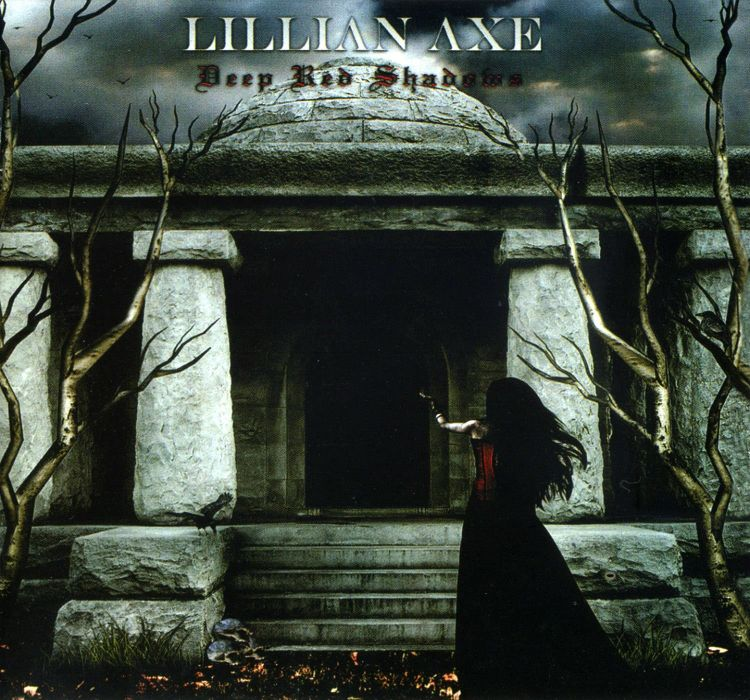LILLIAN AXE heavy metal poster dark fantasy gothic  ff wallpaper