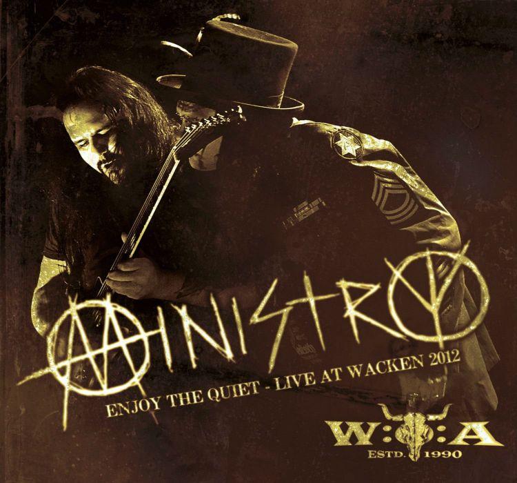 MINISTRY industrial metal heavy concert guitar     fs wallpaper