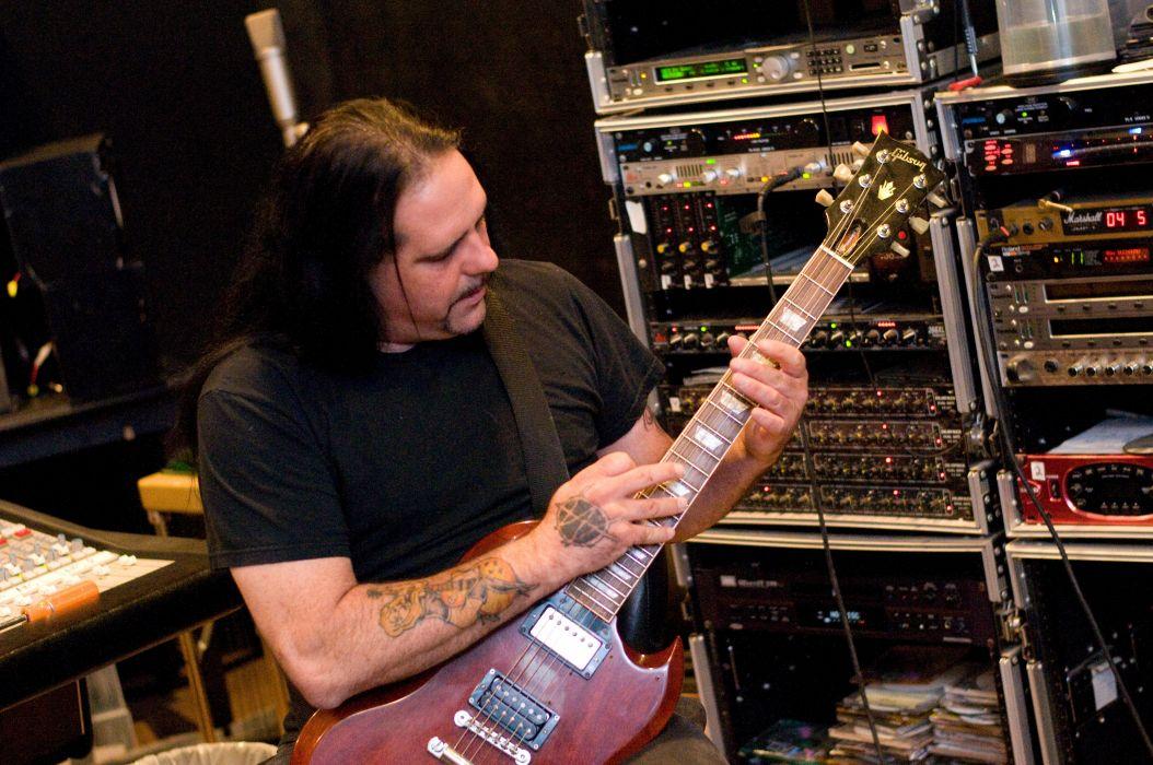 MINISTRY industrial metal heavy guitar      f wallpaper