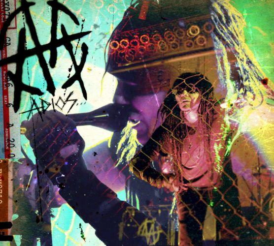 MINISTRY industrial metal heavy poster gf wallpaper