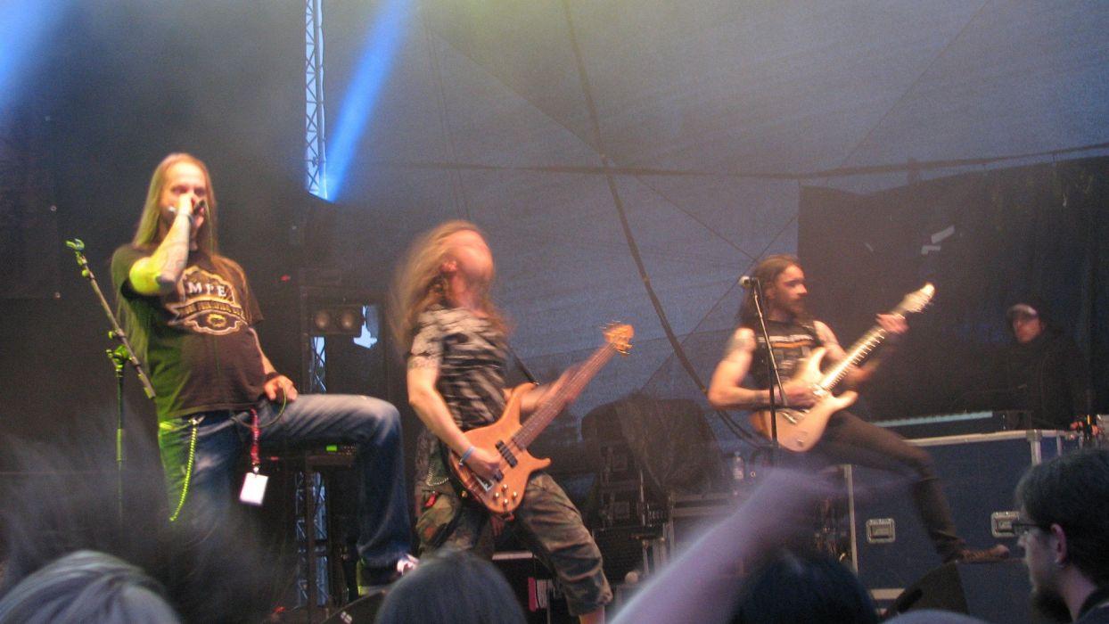 MORS PRINCIPIUM EST death metal heavy concert guitar singer    h wallpaper