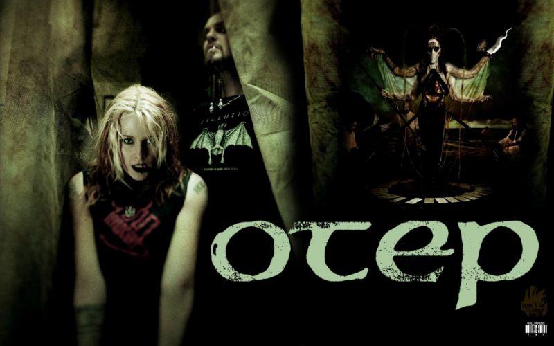 OTEP nu-metal heavy metal f wallpaper