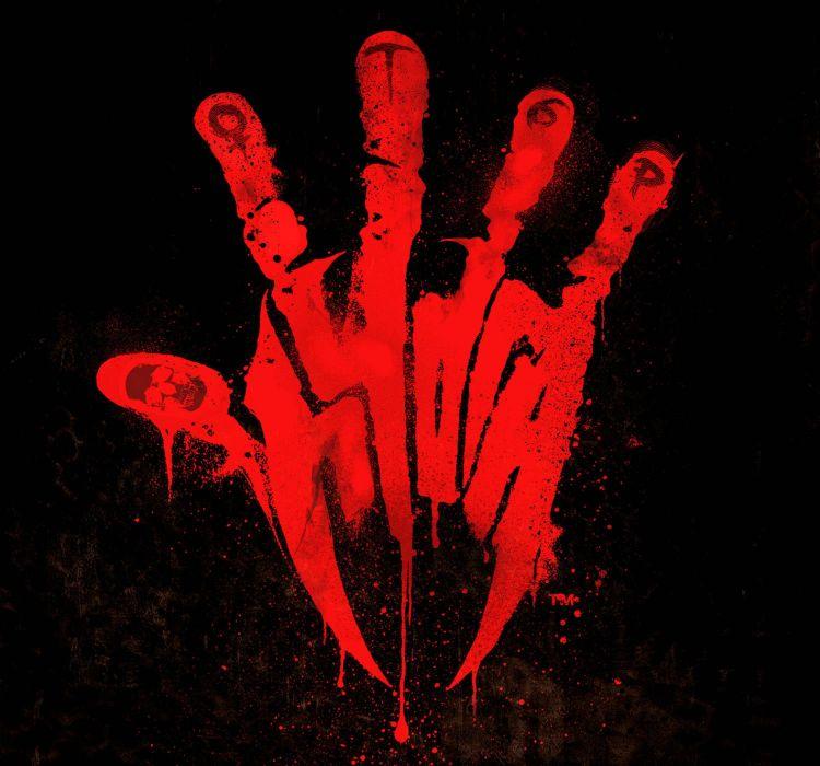 OTEP nu-metal heavy metal dark blood     ds wallpaper