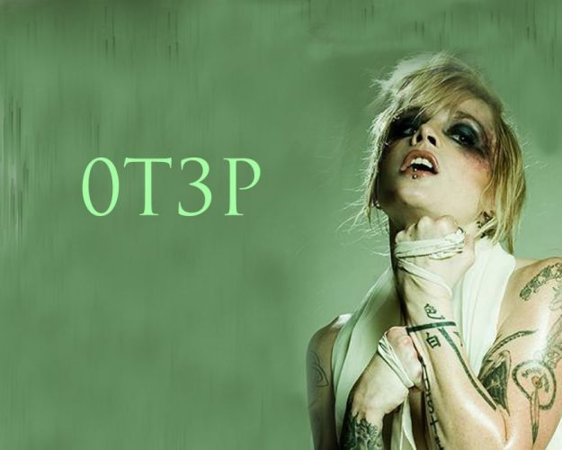 OTEP nu-metal heavy metal poster gd wallpaper
