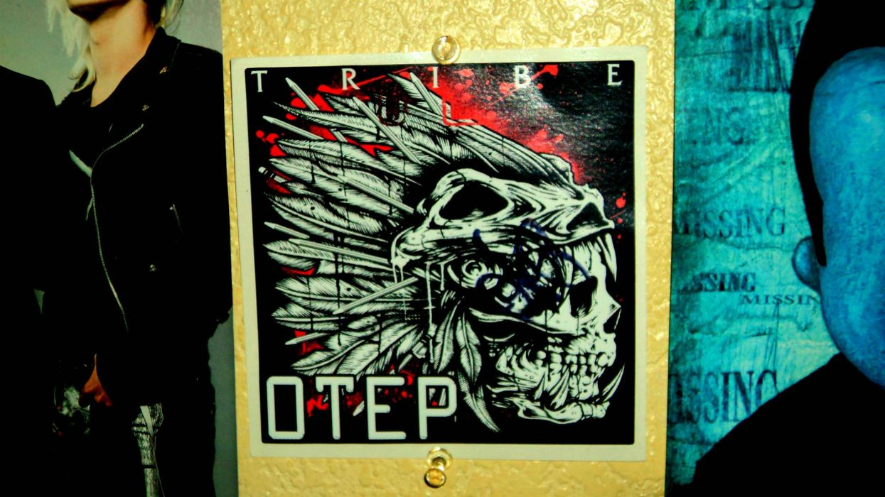 OTEP nu-metal heavy metal poster     gw wallpaper