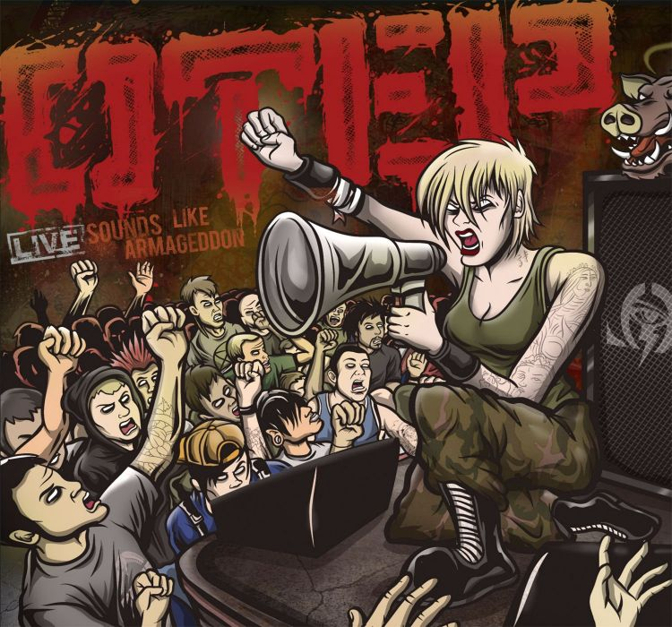 OTEP nu-metal heavy metal poster concert     gf wallpaper