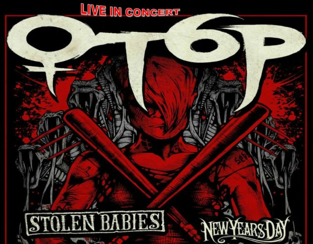 OTEP nu-metal heavy metal poster dark fd wallpaper