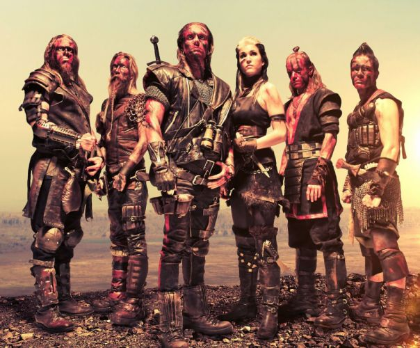 TURISAS folk metal heavy gd wallpaper