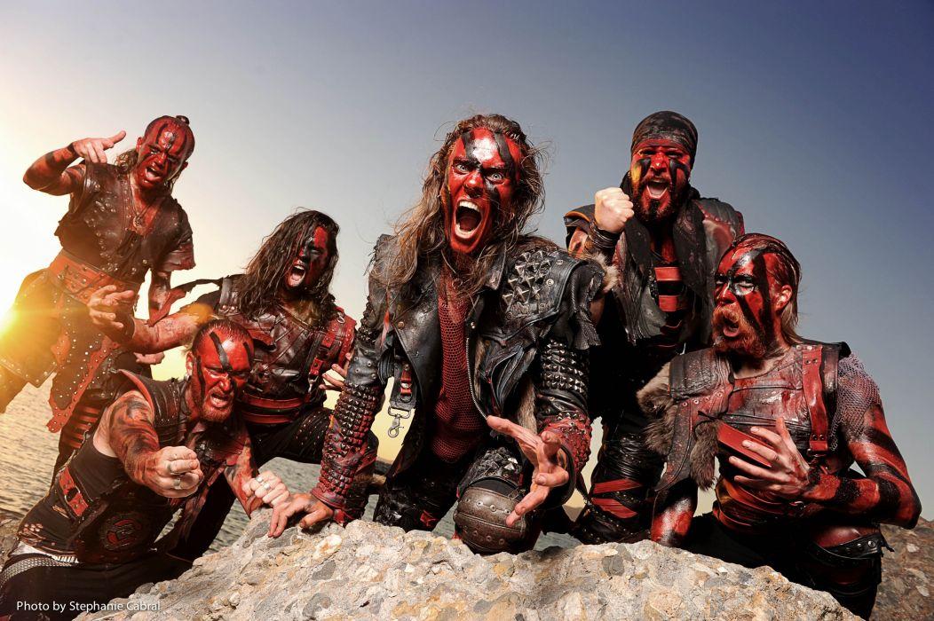 TURISAS folk metal heavy    rw wallpaper