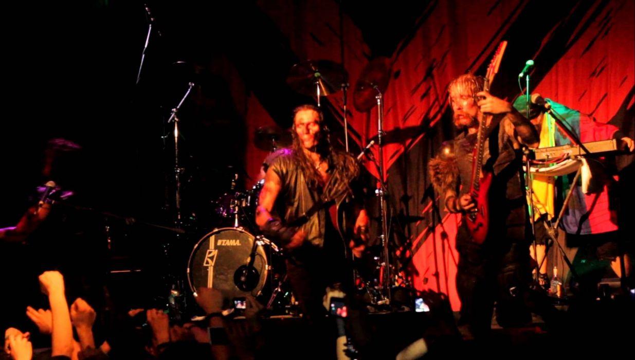 TURISAS folk metal heavy concert      gd wallpaper