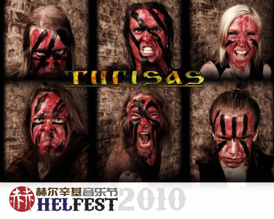 TURISAS folk metal heavy poster    g wallpaper