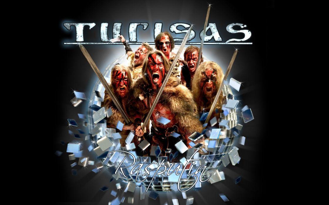 TURISAS folk metal heavy poster warrior     g wallpaper