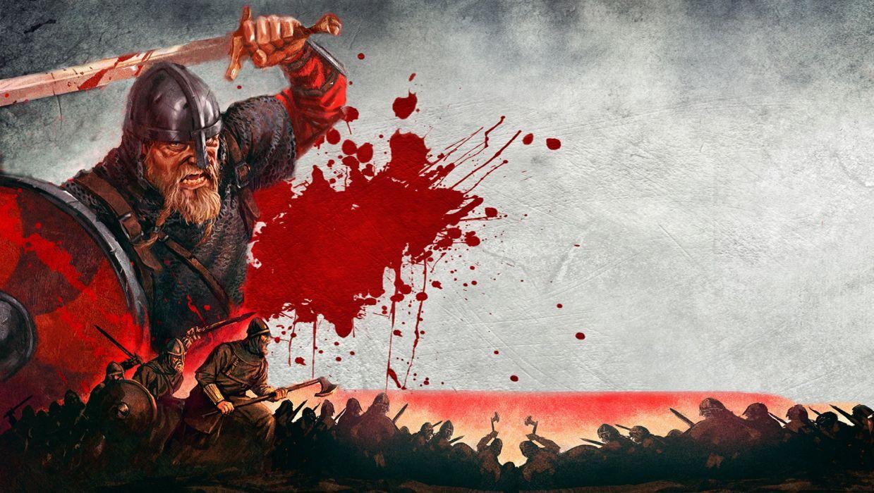 TURISAS folk metal heavy warrior blood battle      g wallpaper