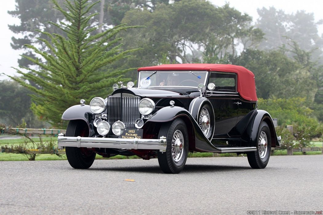 classic car packard wallpaper