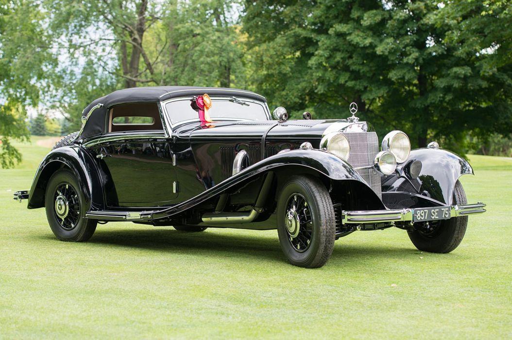 classic car mercedes benz wallpaper