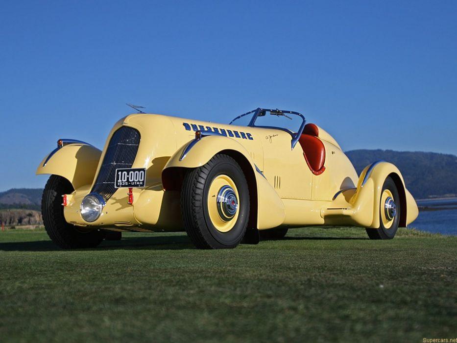 classic car duesenberg wallpaper