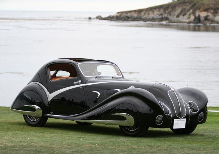 classic car delahaye wallpaper