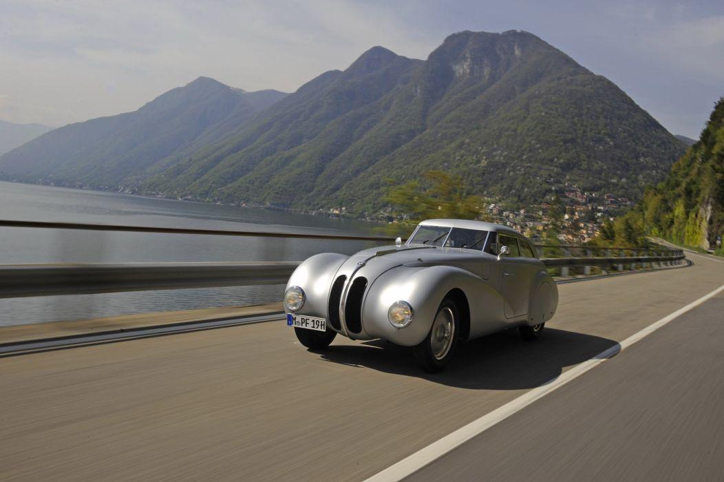 classic car bmw 328 wallpaper