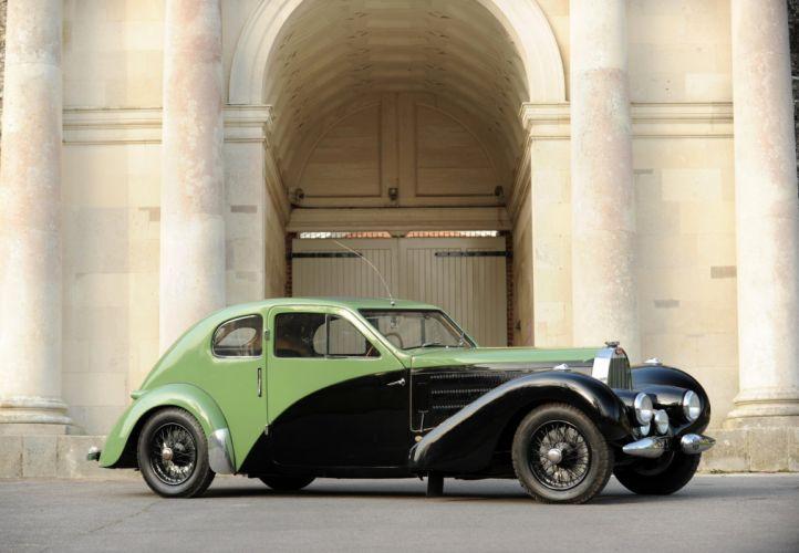 classic car bugatti wallpaper