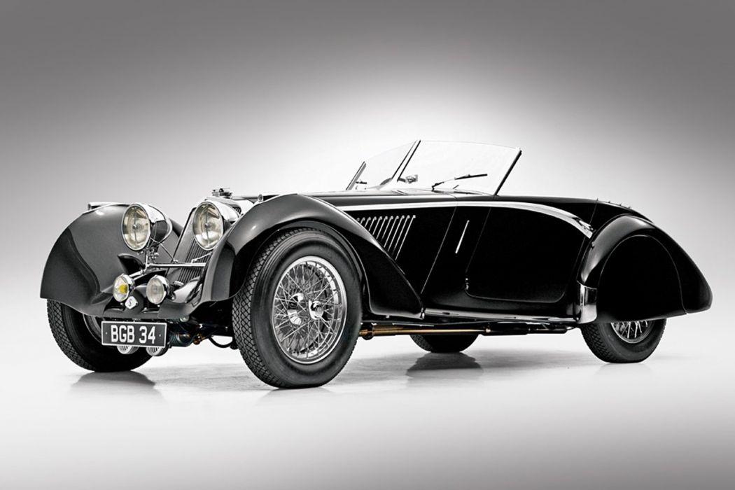 classic car squire wallpaper