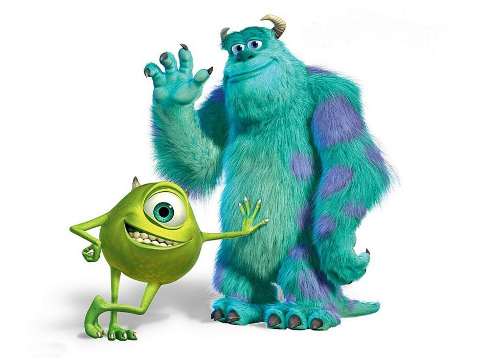 Monsters Inc_ wallpaper