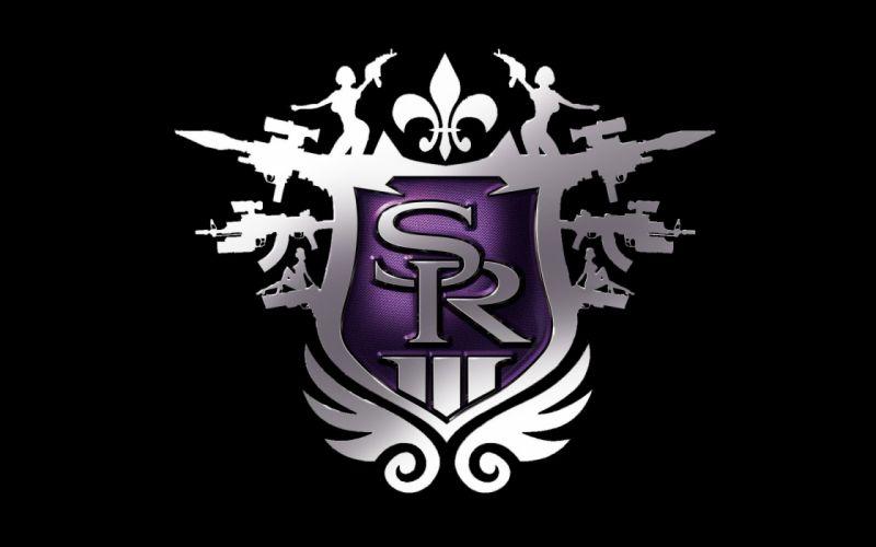 black saints Saints Row Saints Row: The Third wallpaper