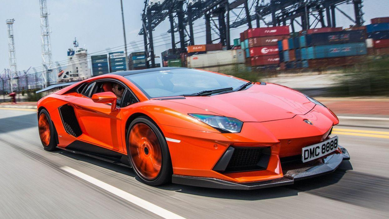 cars Lamborghini supercars wallpaper