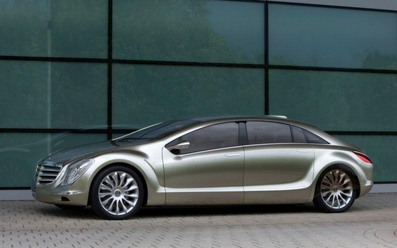 cars Mercedes Benz SCL 600 wallpaper