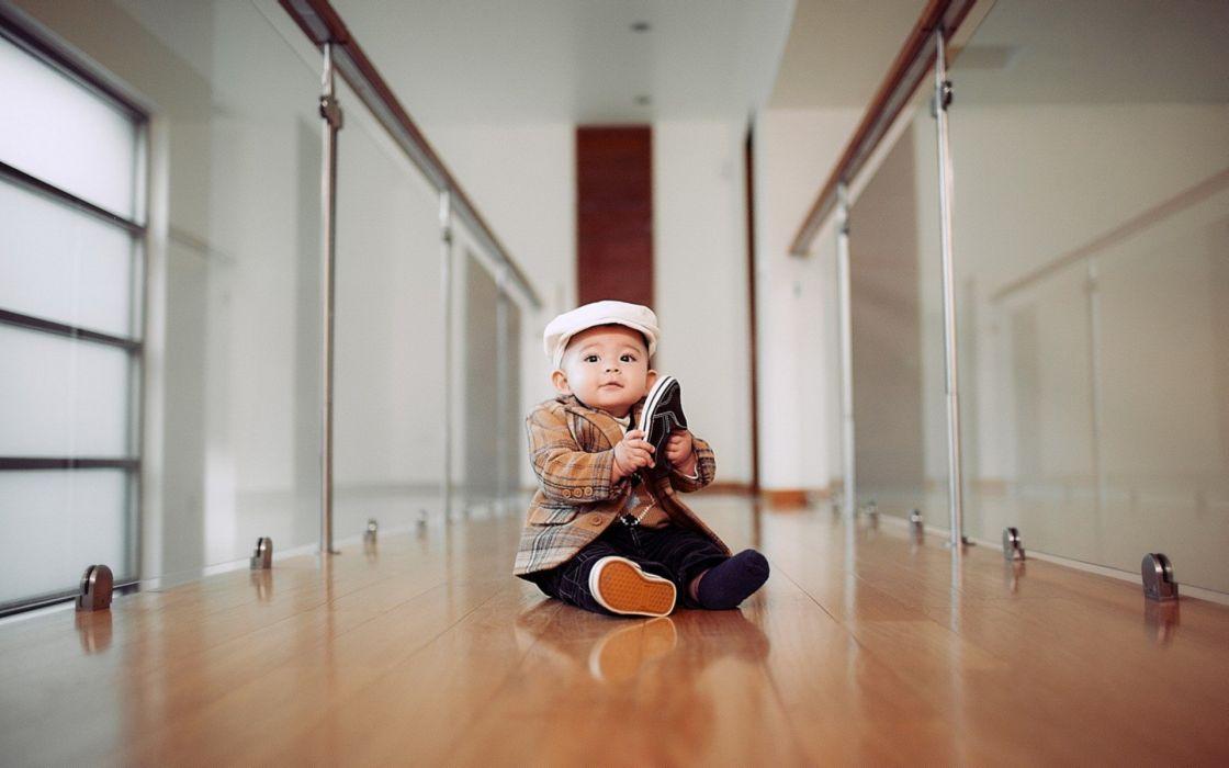 indoors baby shoes children wallpaper