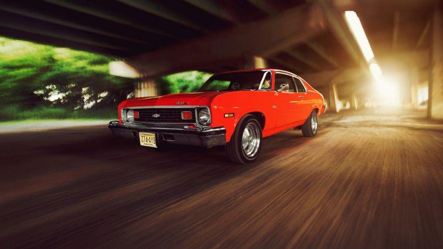cars Chevrolet roads vehicles classic cars wallpaper