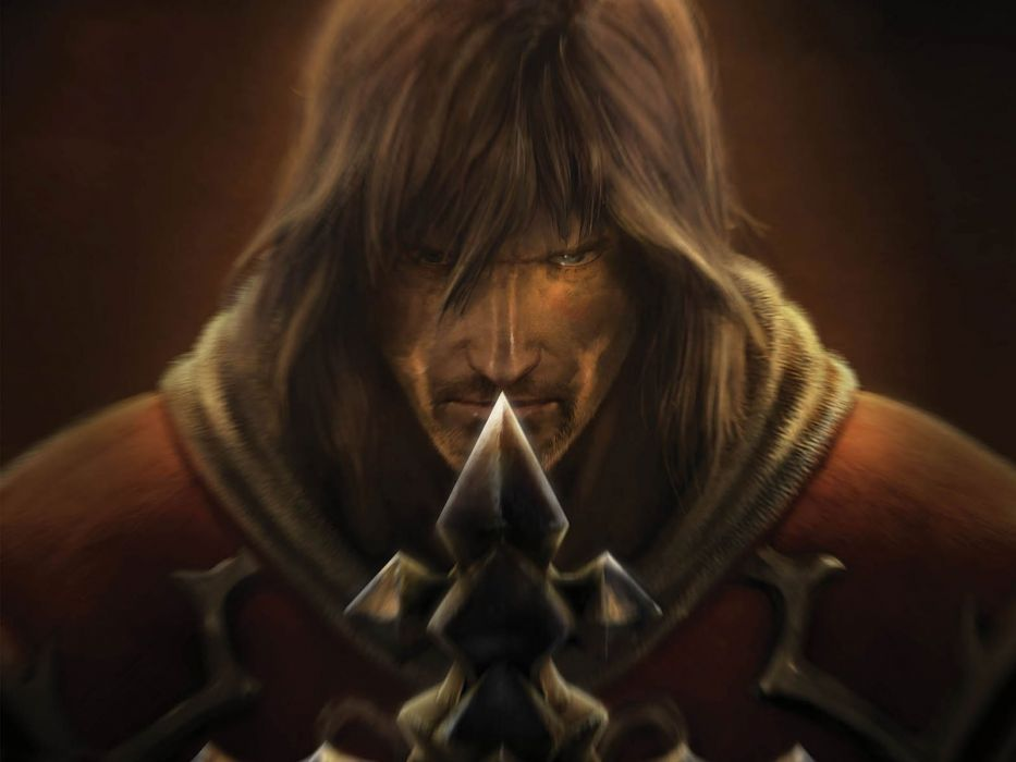 video games Castlevania Castlevania: Lords of Shadow wallpaper