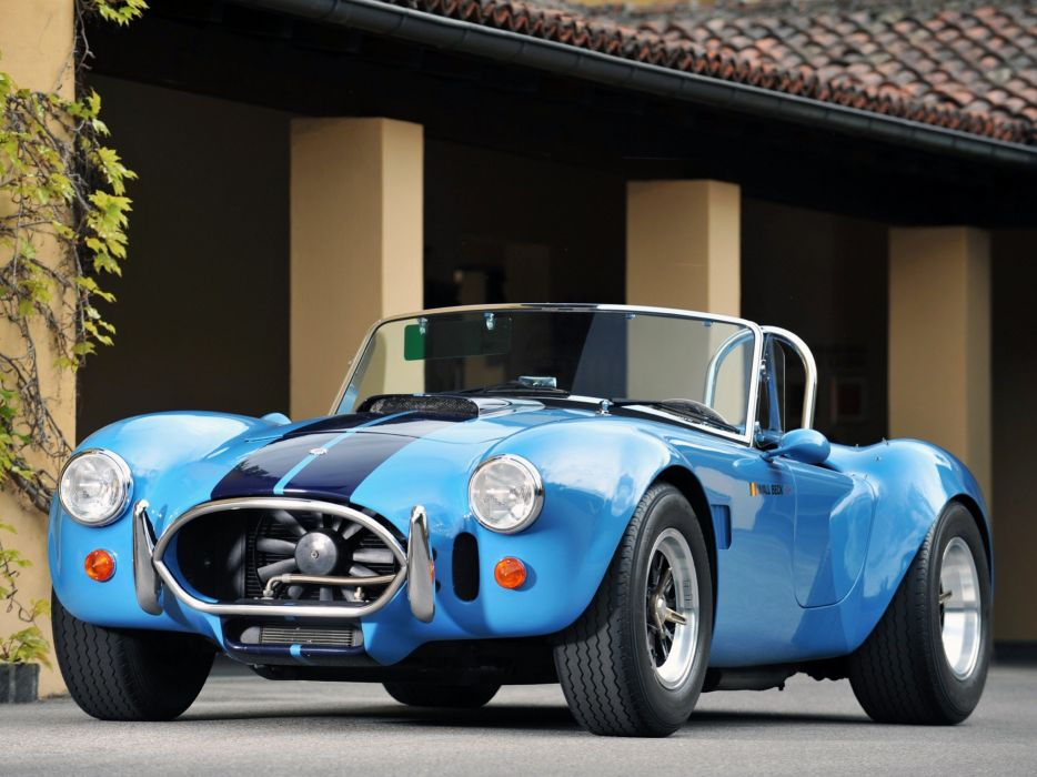 cars AC Autokraft Cobra Lightweight Roadster wallpaper