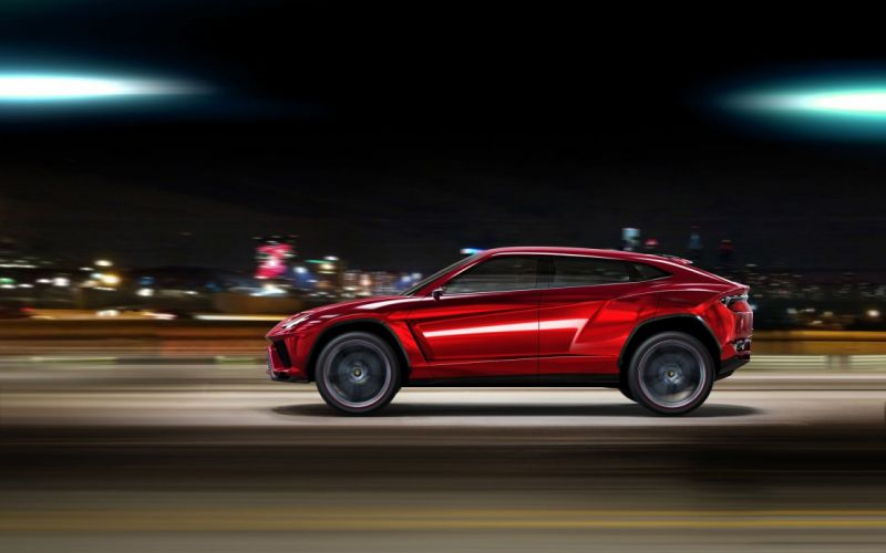 cars concept cars SUV Lamborghini Urus wallpaper