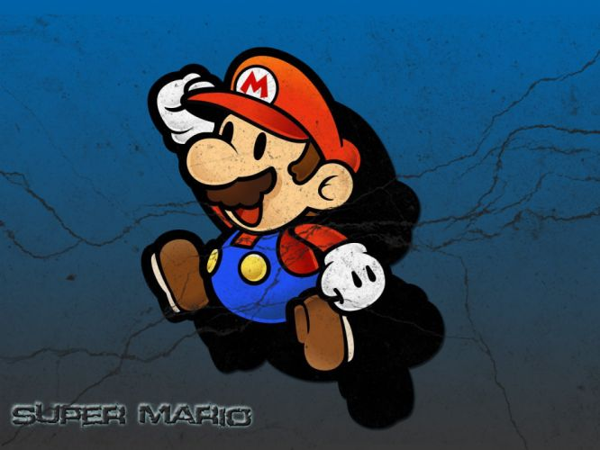 Mario Super Mario wallpaper