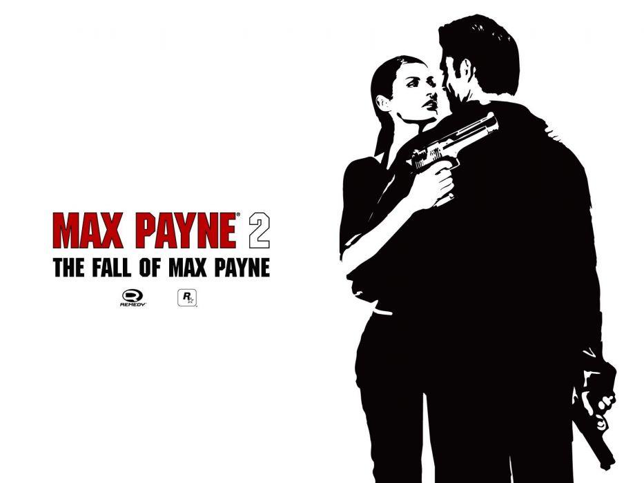 Max Payne mona sax wallpaper