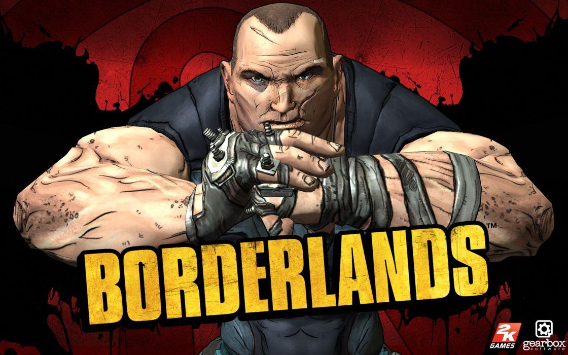 video games Borderlands wallpaper