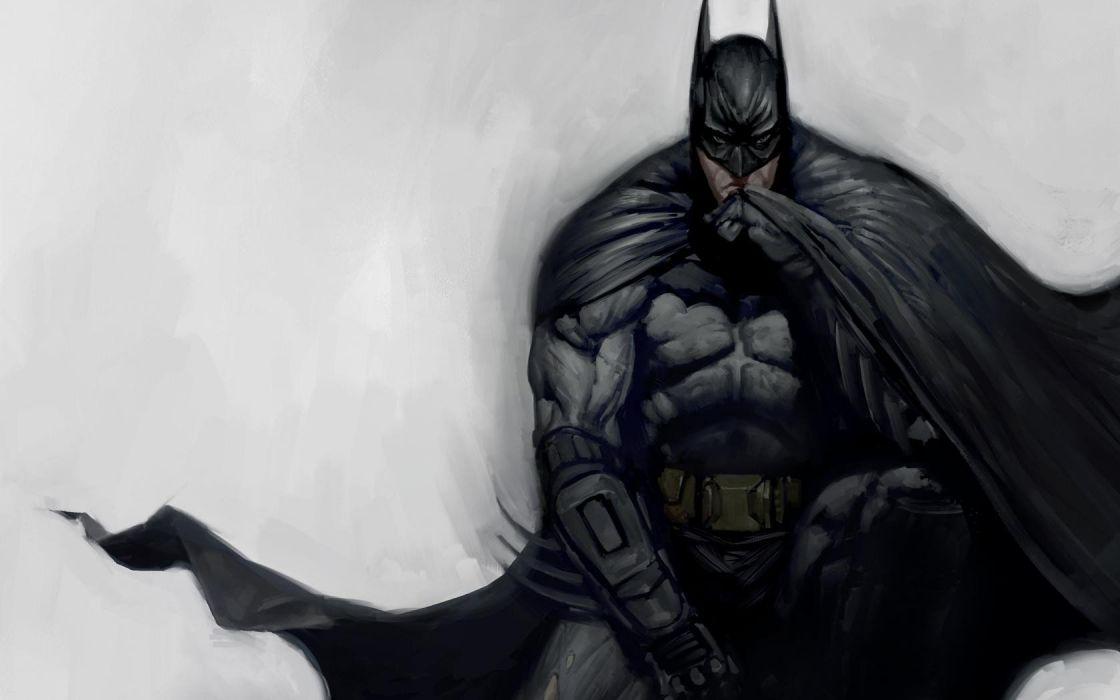 Batman video games wallpaper